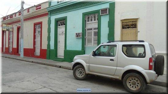 Casa de Ana Marti Vazquez: front view