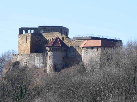Burg Hohenrechberg