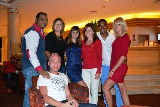 Hilton Hurghada Plaza: With the best animation team