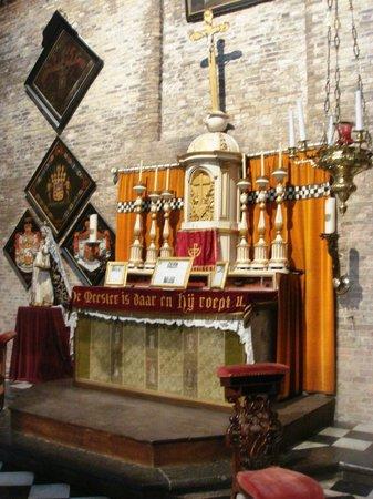 Jerusalem Church (Jeruzalemkerk) : Нижний алтарь