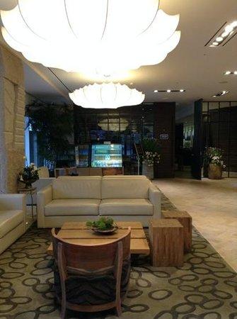 Hotel Manu Seoul: Lobby