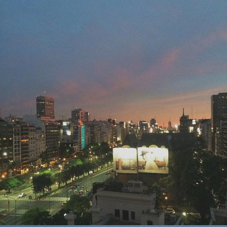 Four Seasons Hotel Buenos Aires: View from Room