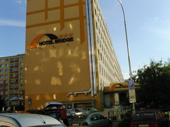 Hotel Bridge Prague