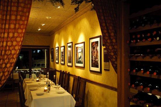 Serafina Italian Restaurant Waterfront Bistro
