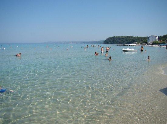 Παραλία Καλλιθέας