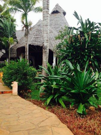 VOI Kiwengwa Resort: Immersione nel verde