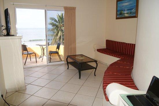 Stone Island Hotel: Living Room