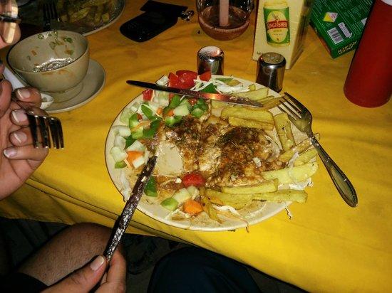 Neptune Point Beach Resort: Grilled Chicken