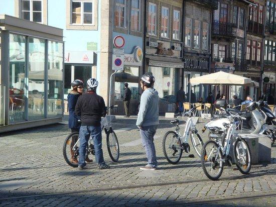 Bike tours Portugal   City Tours   Bike rental   Fold n: porto à velo