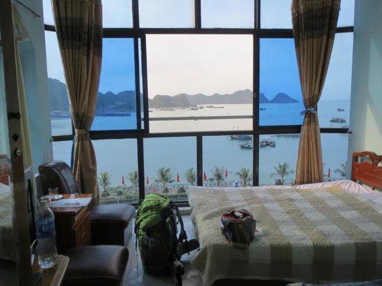 Phuong Mai Family Hotel: Zimmer 5.Stock