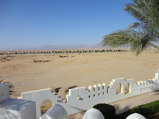 Al Diwan Resort : around the outside of the hotel