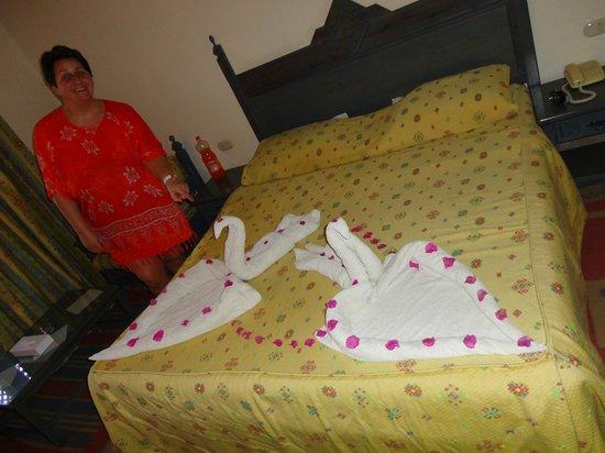 Al Diwan Resort : bedroom