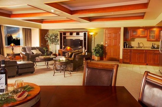 Little Creek Casino Resort: Suite
