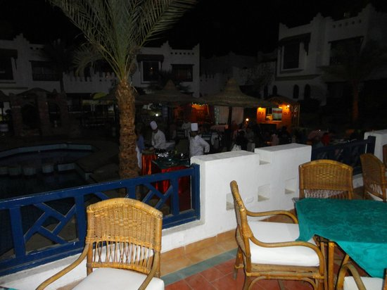 Al Diwan Resort : one of the 3 dining areas