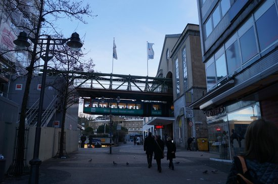 Wuppertaler Schwebebahn: Подвесная дорога, Вупперталь