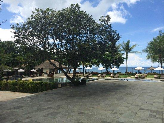 Belmond Jimbaran Puri: public pool