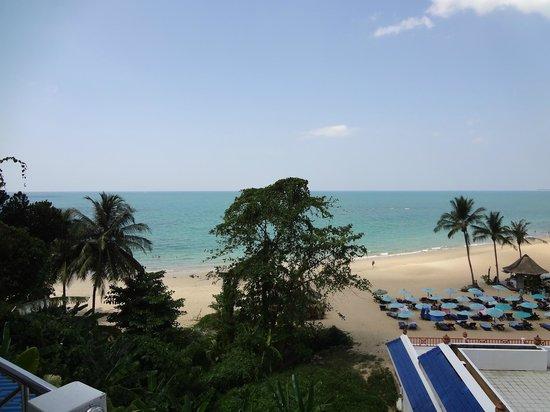 Khaolak Sunset Resort: вид из номера