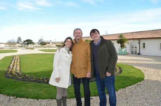 BD Tours: Wine Tours In Bordeaux : Bruno Delmas