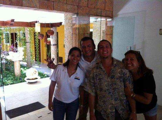Hotel Las Golondrinas : linda estadia !! nos vemos pronto!