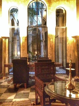 Riad Dar Darma: Main Room
