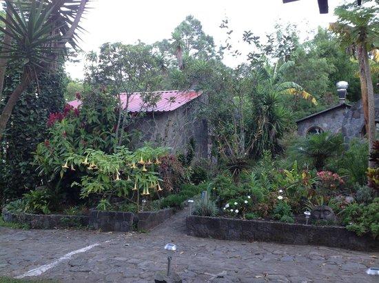 Posada de Santiago: Cottages