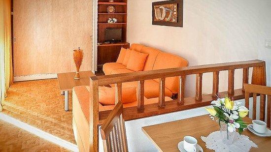 Zina Hotel Apartments : luxury category apartment executive