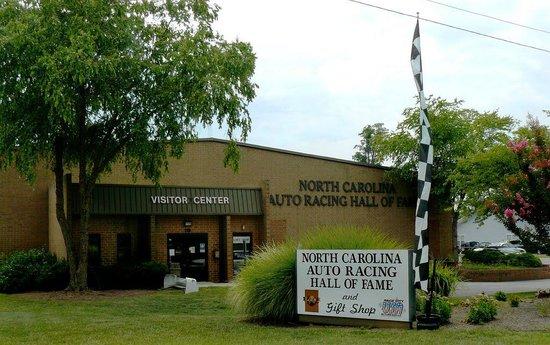 NC Auto Racing Hall of Fame: North Carolina Auto Racing Hall of Fame
