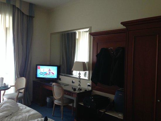 Starhotels Terminus: camera