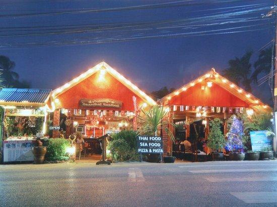 Baanthai Seafood Restaurant: Front view