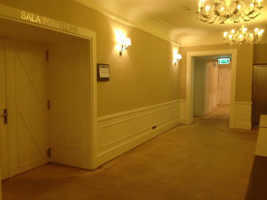 Starhotels Terminus: area congressi
