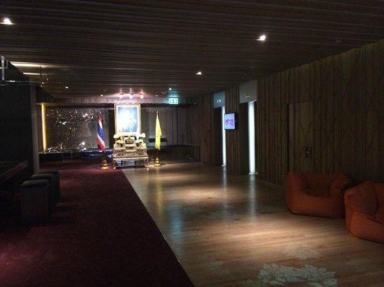 Mode Sathorn Hotel: reception
