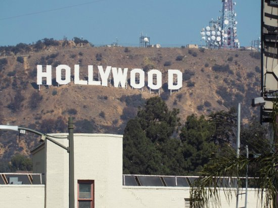 The Redbury Hollywood: Room with a perfect view.