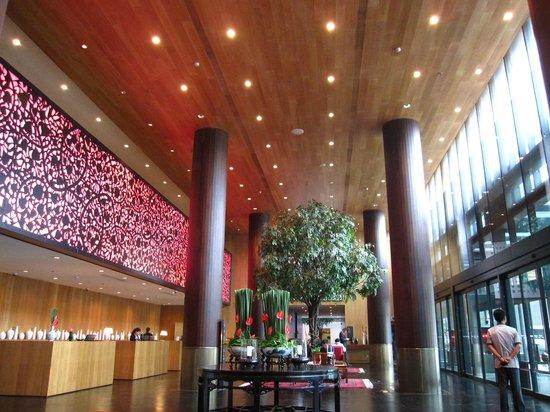 The Westin Xian: lobby