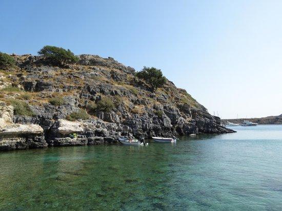 Agios Pavlos Beach (Saint Paul): St Pauls Bay