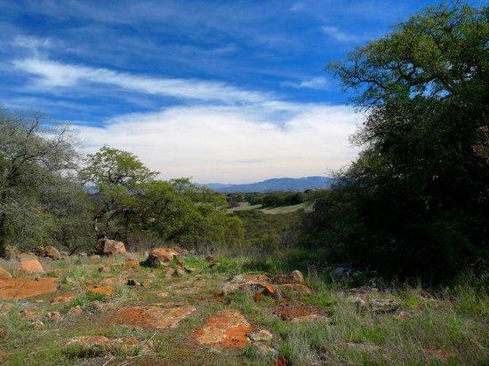 Santa Rosa Plateau Ecological Reserve : view