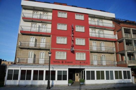 Hotel Torres Touriño: Fachada