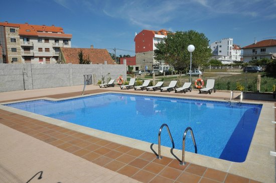 Hotel Torres Touriño: Piscina