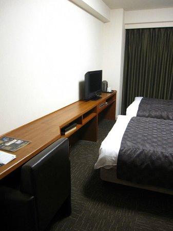 Dormy Inn Kurashiki: room
