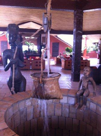 Lookea Royal Baobab : L'accueil