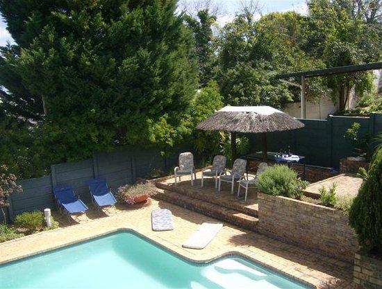 Huis Waveren: By the pool