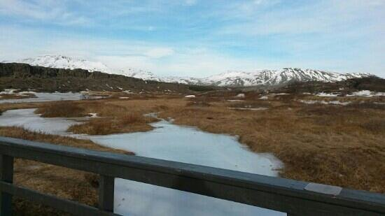 Whilst on the golden circle tour with Iceland Horizons
