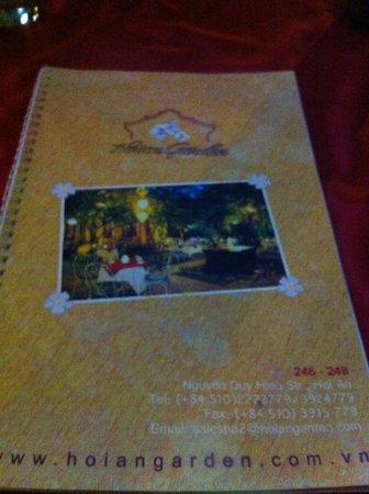 Hoi An Garden Restaurant