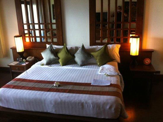 Fair House Villas & Spa : sunset suite