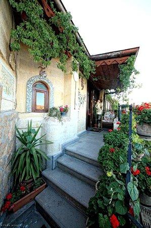 Pacha Hotel: giriş