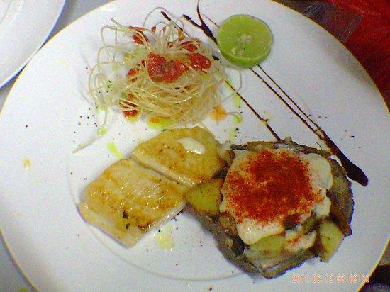 Todo Sabor: filette de pescado