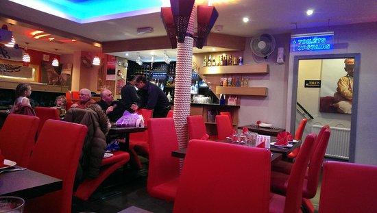 Spicy Mint Restaurant: .