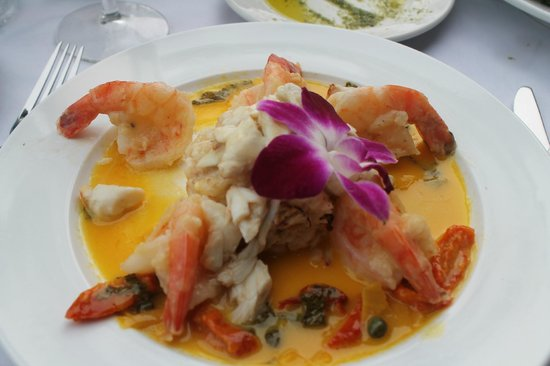 Fresh Catch Bistro : Shrimp Mediterranean