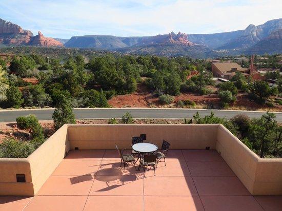 Best Western Plus Inn of Sedona: View from Hotel Terrace