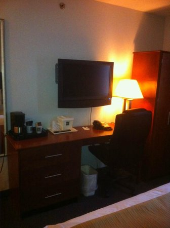 Quality Inn Long Island City: Room