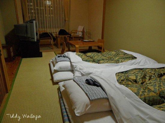 Nakatono Hotel: japanese style room